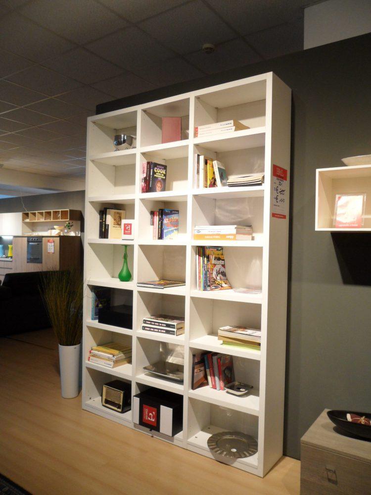 Libreria in occasione outlet mobili e for Outlet arredamento vicenza