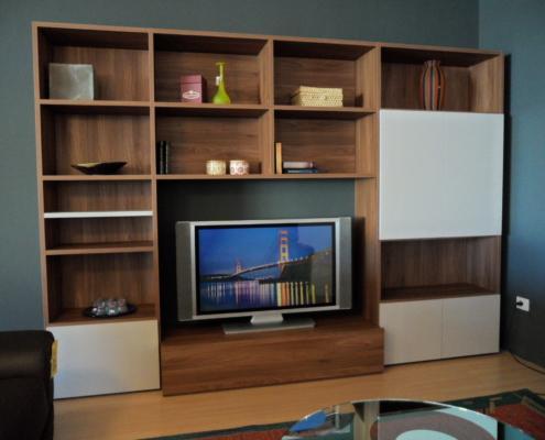 Soggiorno pratico art 74 in occasione outlet mobili for Bml arredamenti