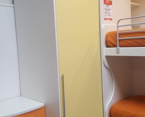Cabine Armadio Outlet : Cameretta a castello cabina armadio outlet mobili e