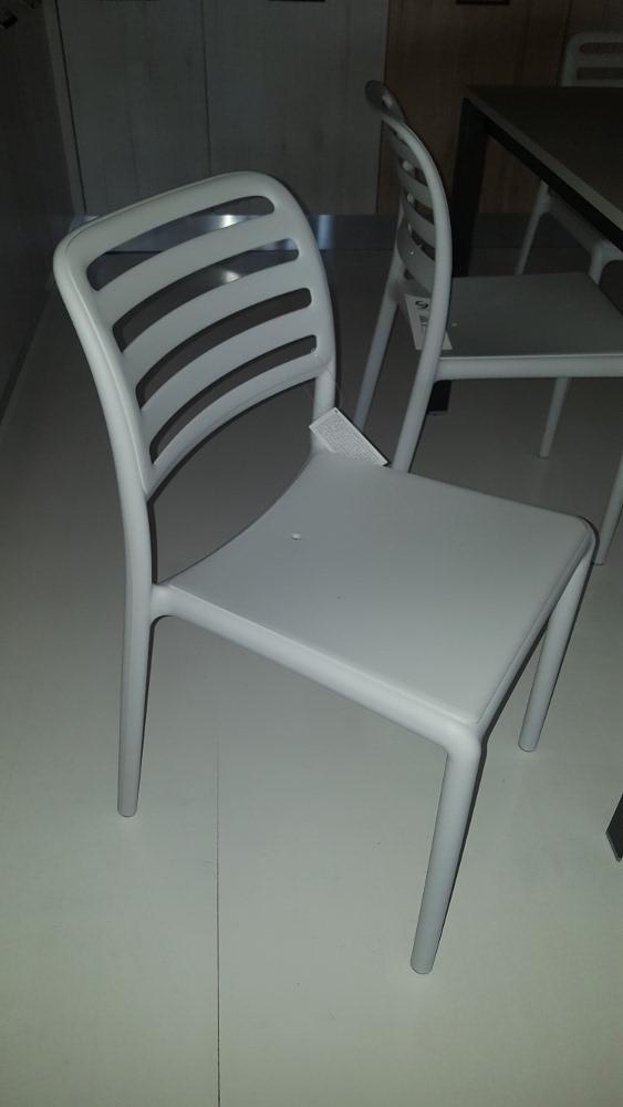 Sedia costa in promozione outlet mobili e for Bml arredamenti