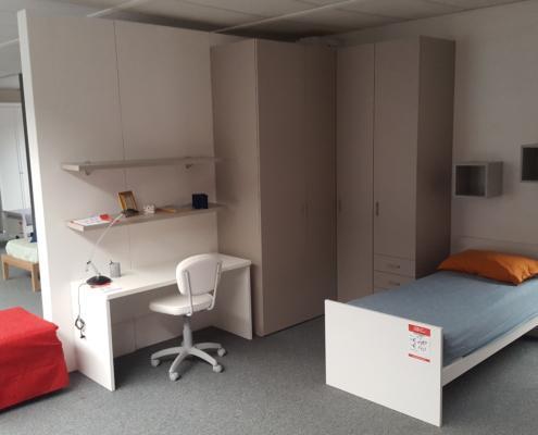 cameretta ad angolo Archives - Outlet mobili e arredamento a Vicenza ...
