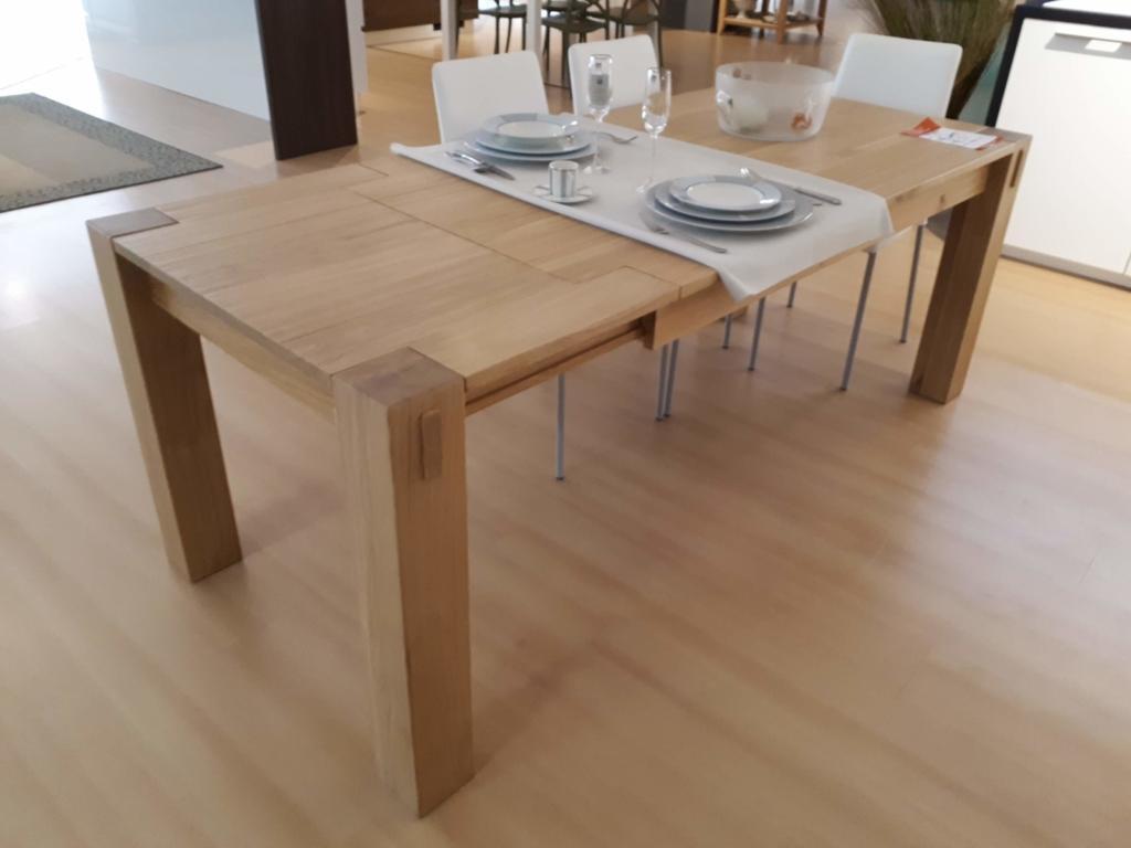 Tavolo in legno art 12 in occasione outlet mobili e for Mobili d occasione