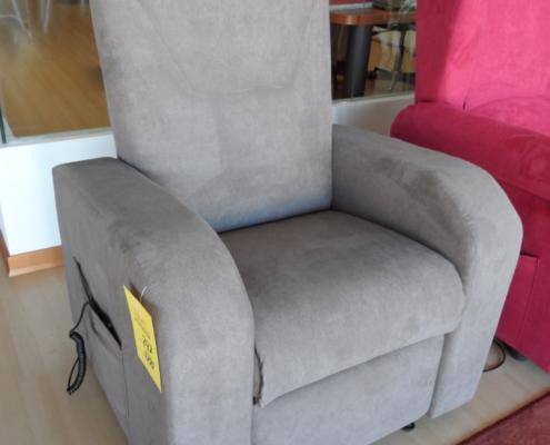 Poltrona relax art 247 in promozione outlet mobili e for Outlet arredamento vicenza